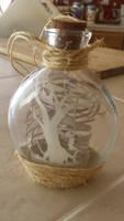 tree in bottle