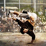 Hip Hop Dancer by Gwangelinhael
