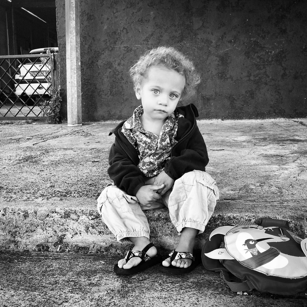 The kid by Gwangelinhael