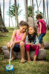 Conversation between tender cousins by Gwangelinhael