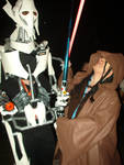 Me and General Grievous by JayWEccent