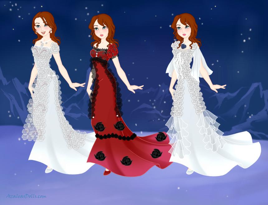 Rose Titanic Dresses Part 3 by Yandere-ChanKawaii13