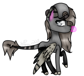 B-luee (AT) by StarshineScamper123