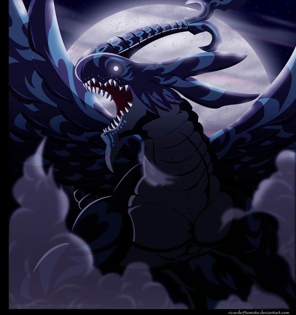 [Coloreo] El Rey de los Dragones ''Acnologia'' by Ric9Duran