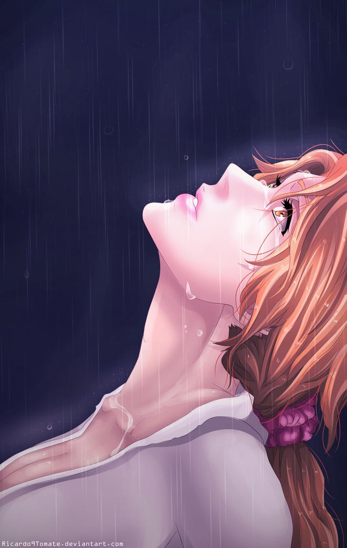 Masaki Kurosaki - Rain by Ric9Duran
