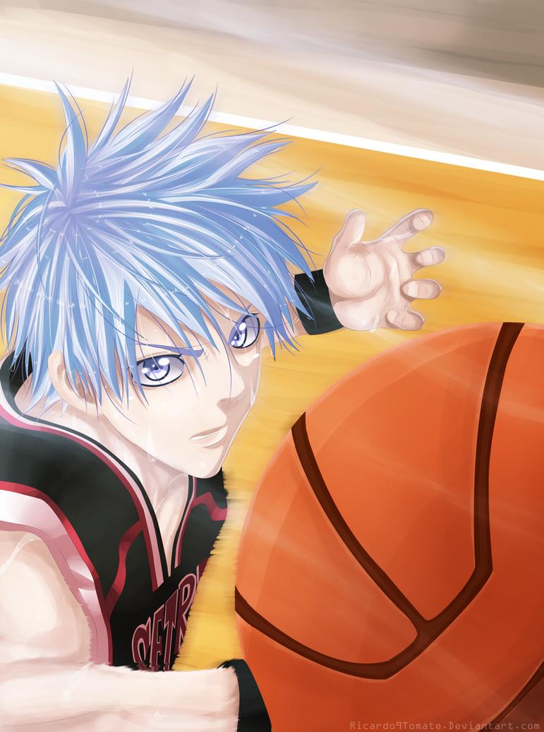 Kuroko Tetsuya - My Basketball by Ric9Duran