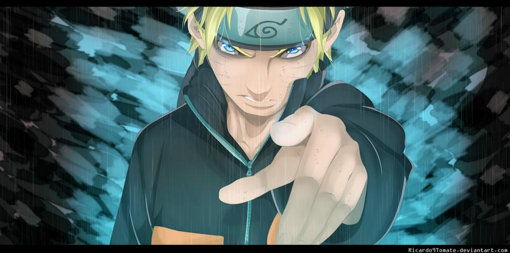 Naruto - You re Uchiha Obito by Ric9Duran