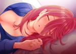Miku Nakano - Sleeping Beauty by Ric9Designs