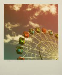 Ferris Wheel by jesidangerously