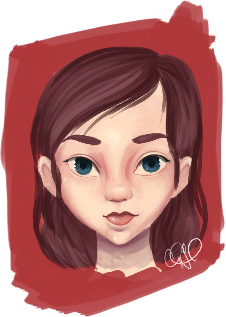 Another Practice Painting