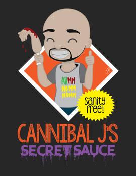 Cannibal Js Secret Sauce