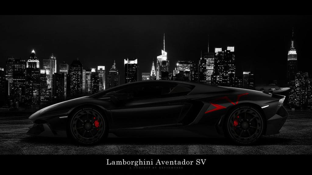 Lamborghini Veneno 2018 >> 2014 Lamborghini Aventador SV Concept by KevinMoses on DeviantArt