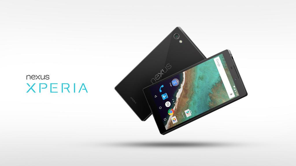Sony Xperia Nexus : Concept Phone