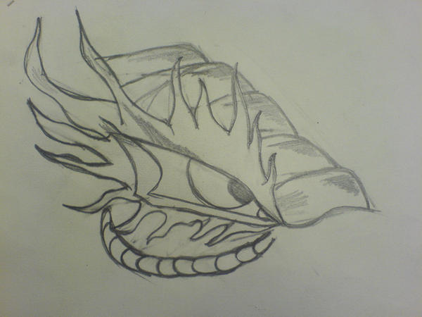 chinese dragon eyes