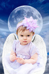 Lil Angel by KissThyLips