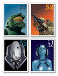 Halo 3 Stamp Pack