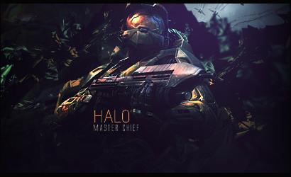 Halo Master Chief Signature by jaybak