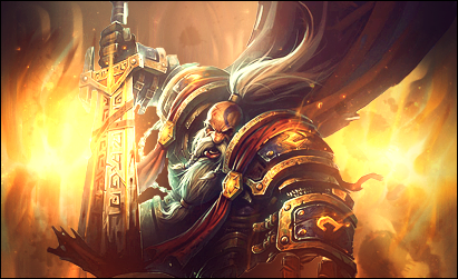 Warrior Smudge by jaybak