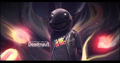 Deadmau5 by jaybak