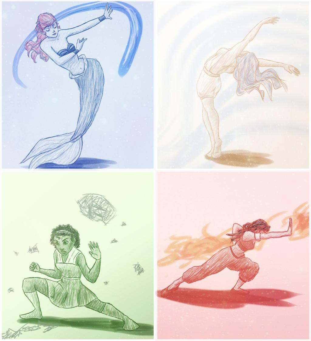 Disney-bending by bealor