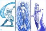 Disney Waterbenders