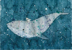 Whale by bealor