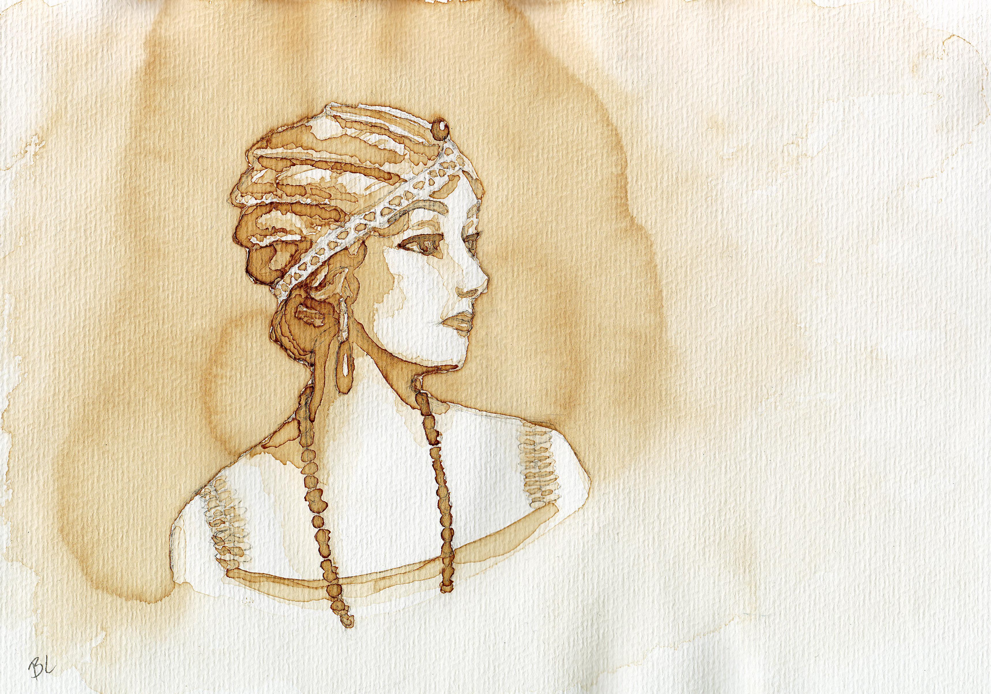 1920's lady by bealor