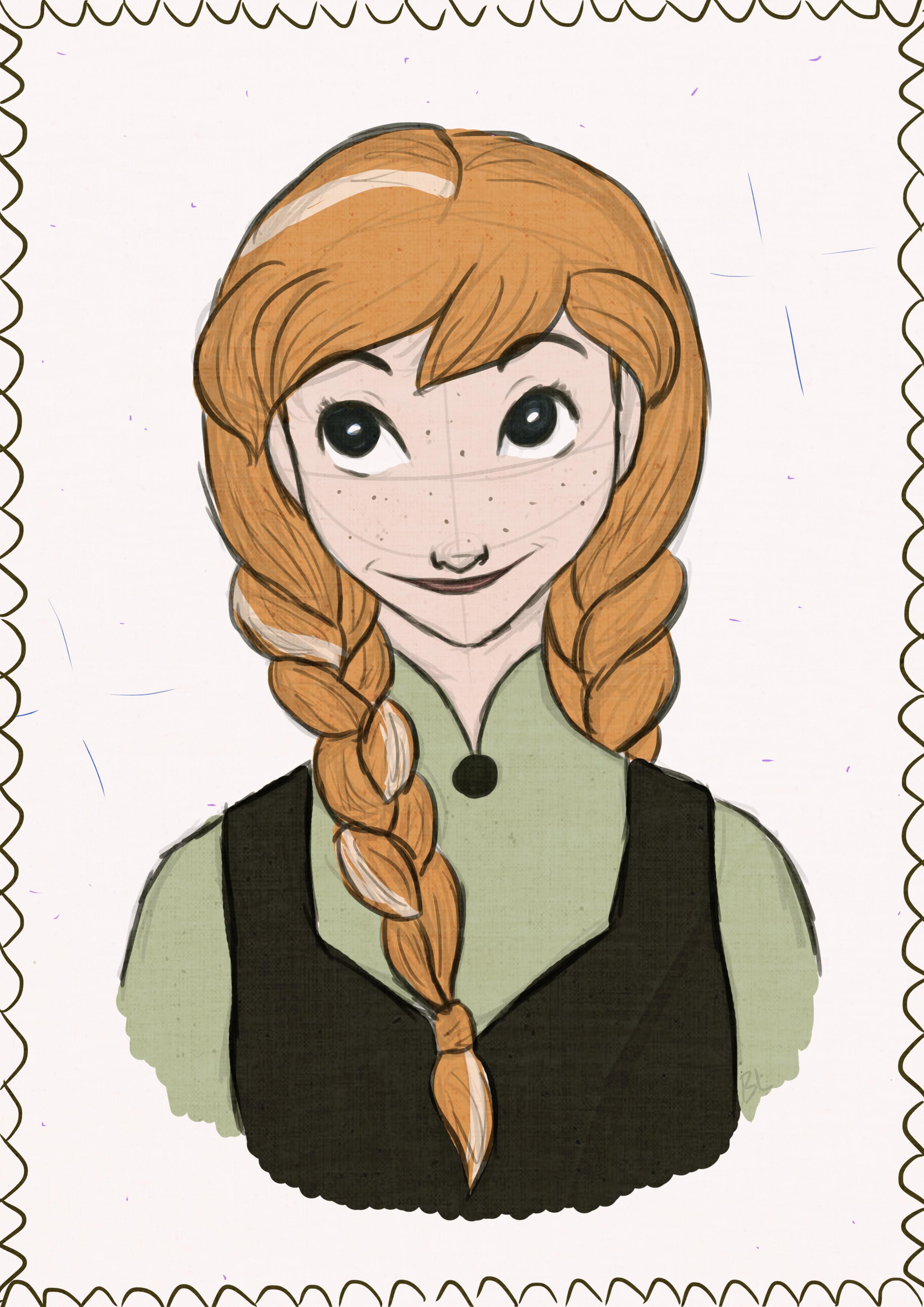 Anna by bealor