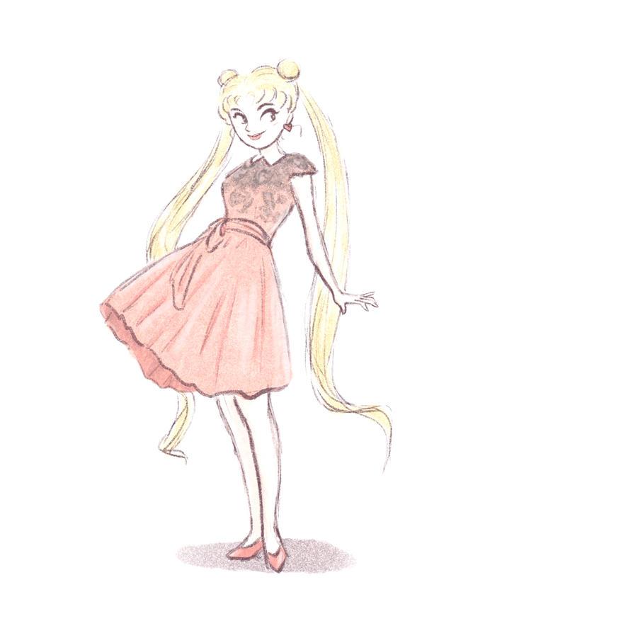 Fancy dress! by bealor