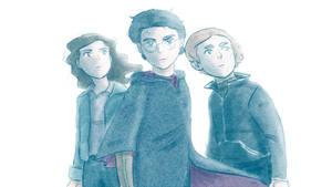 Potter, an anime? by bealor