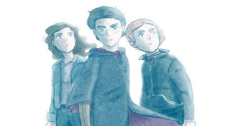 Potter, an anime?
