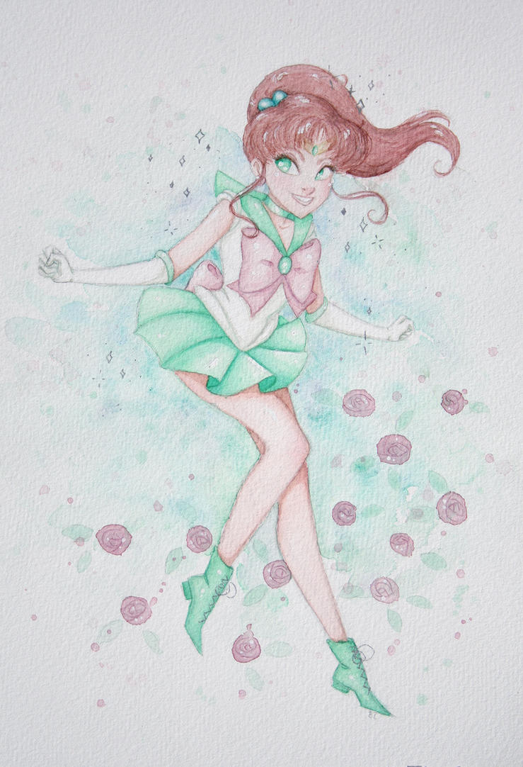 Sailor Jupiter by bealor