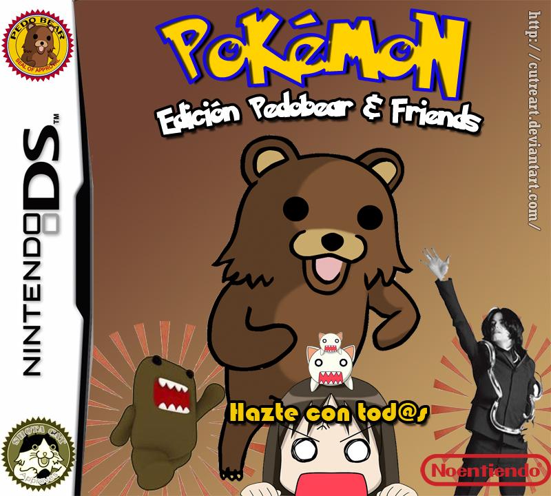 Topic Chat 2.000 - Página 3 Pokemon___Pedobear_Friends_Ed_by_cutreart
