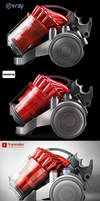 Dyson - vray, fryrender and mental ray -