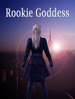 Rookie Goddess cover art by omicronia