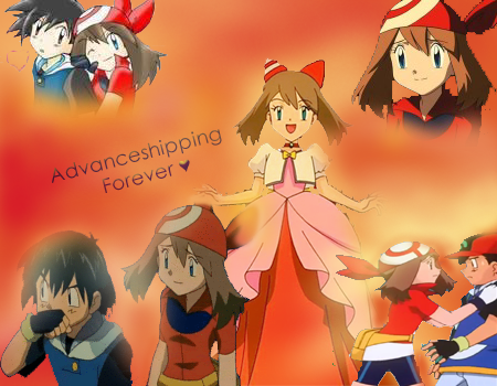 Advanceshipping forever by Harukablaze08