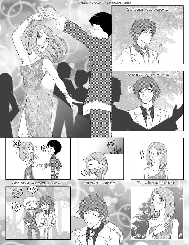 Naruto: So Close page 3