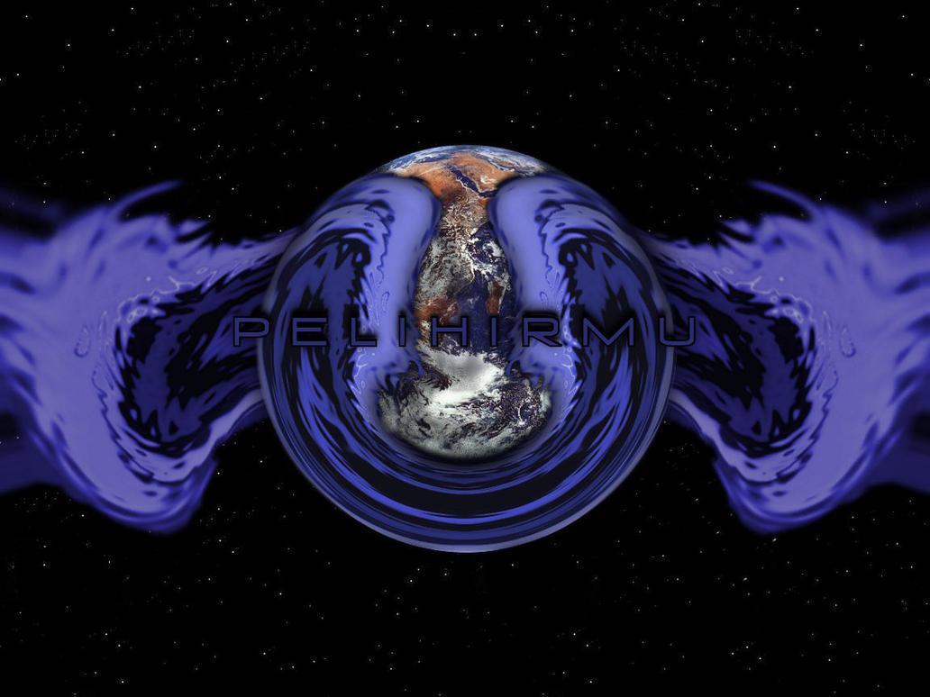 Earth by Pelihirmu