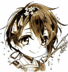 Sakura's Chibi boy