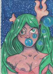 Bubble by Synthetic0Deity