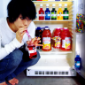 soda pop by onewithmonkey