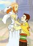 Just married - Pipit x Karane