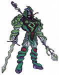 Snake Face - MOTU Redesign (2002)