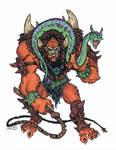 Beast Man - MOTU (2003)