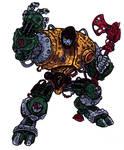 Blast Attak - MOTU Redesign (2003)