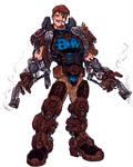 Rio Blast - MOTU Redesign (2003)