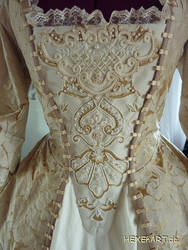 Elizabeth Swann Costume Details
