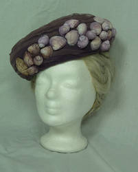 Dowager Countess Hat - Downton Abbey by HEXEnART