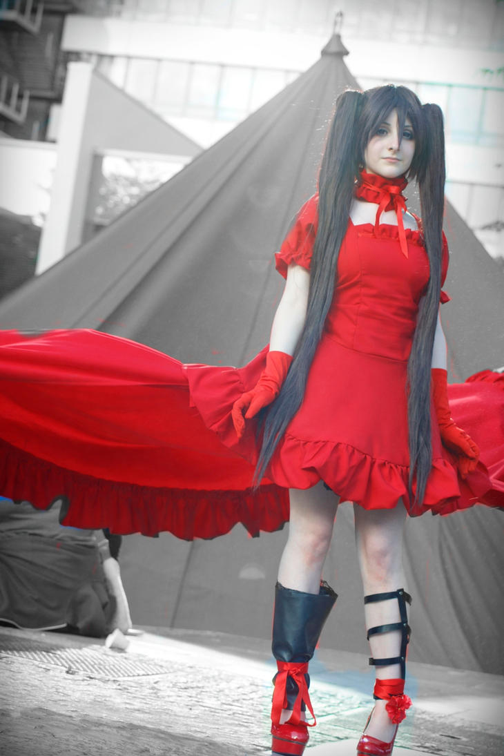 Alice Baskerville by PineapplePandah