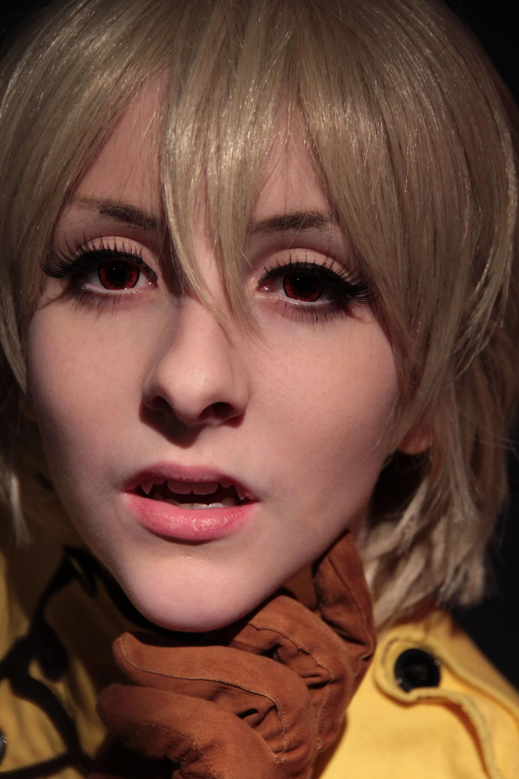 Seras Victoria II by PineapplePandah